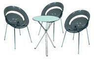 3 x SLIM fumé / 1 x AURIGNY : ensemble de mobiliers en location