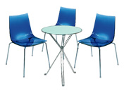 3 x TINA bleu / 1 x AURIGNY : ensemble de mobiliers en location