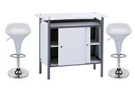 1 x BRIEUC blanc / 2 x BILE : ensemble de mobiliers en location