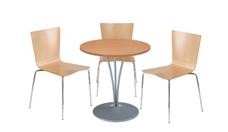 3 x PERROS bois / 1 x AGOT bois : ensemble de mobiliers en location