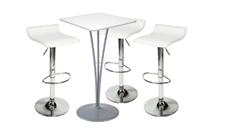 3 x PAYRE blanc / 1 x ARZAL blanc : ensemble de mobiliers en location