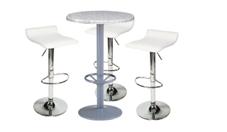 3 x PAYRE blanc / 1 x MIQUELON : ensemble de mobiliers en location