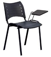 Location de mobilier : location chaise à tablette BIARRITZ