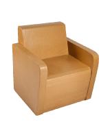 Location de mobilier : location fauteuil CARTON FAUTEUIL