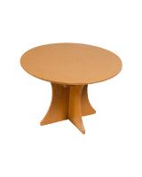 Location de mobilier : location table basse CARTON TABLE BASSE