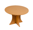 CARTON TABLE BASSE : table basse en location