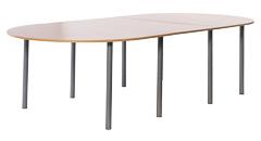 Location de mobilier : location table CEZEMBRE - 10 personnes
