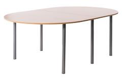 Location de mobilier : location table CEZEMBRE - 8 personnes
