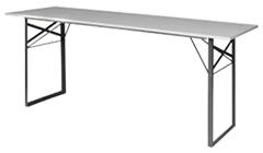 Location de mobilier : location table pliante GARONNE