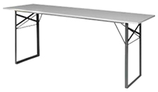 GARONNE : table pliante en location