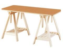 Location de mobilier : location table réglable HOUAT