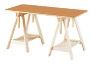 HOUAT : table réglable en location