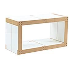 Location de mobilier : location table basse LEM TABLE BASSE