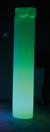 LUM COLONNE plissée : mobilier lumineux en location